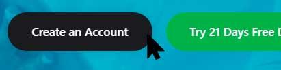 Create a waiver account button